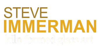 Steve Immerman Kilnformed Glass